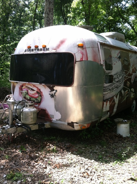 My Airstream Trailer